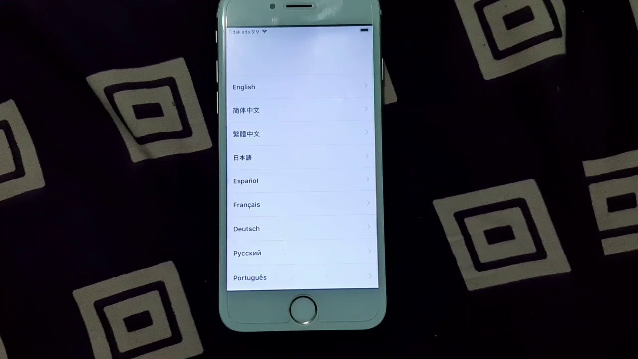 cara bypass iphone 6 - YouTube