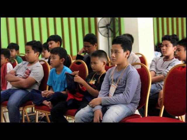 Refleksi dan Doa Penutupan Sanlat 2017
