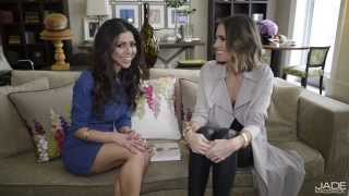 Celebrity stylist Louise Roe talks fashion with blogger Alka Official