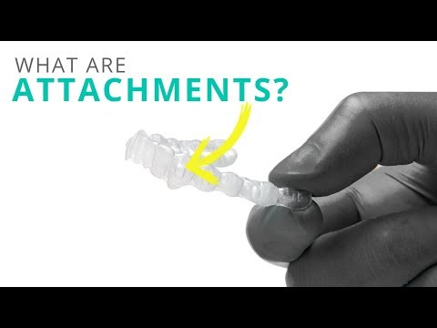 What Are Clear Attachments and How Do They Work? | Eon Aligner