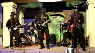 Steam Powered Giraffe: Brass Goggles - final zoo performance 2012