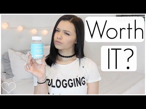 Do The SugarBear Hair Vitamins Work!? (2 Month Trial)   Allisa Rose