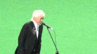 2014/7/13 玉置浩二による国歌独唱(君が代) 北海道日本ハムファイター...