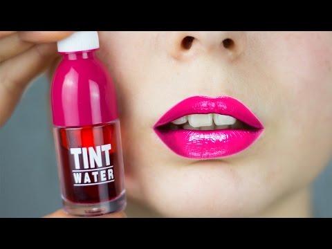 Как сделать тинт для губ своими руками в домашних условиях