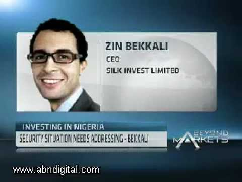 Investment Flows into Nigeria with Zin Bekkali