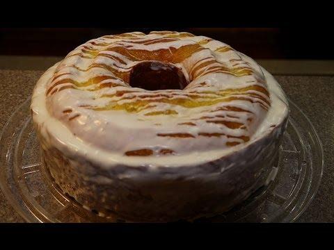 How to make a Moist Lemon Pound Cake from Betty Crocker Lemon Cake Mix