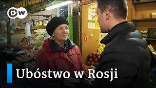 Bieda w Rosji. Jak przeżyć za minimun socjalne?