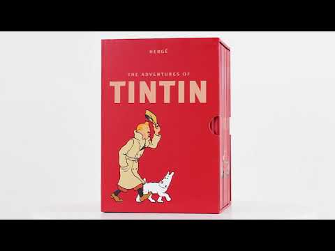 The Adventures of Tintin Collection