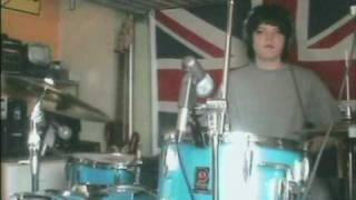 The Who - Sister Disco Drum cover
