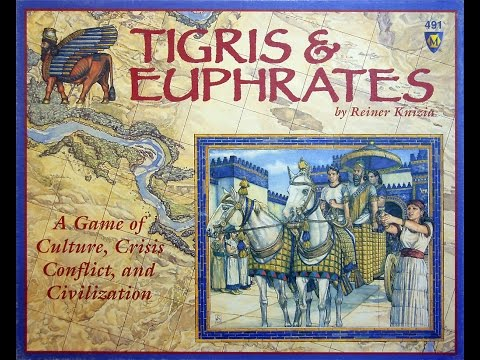 Tigris And Euphrates Pt. 4 - The Board Room (2000/9/28)