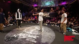 Final Hiphop - Juste Debout Holland 2018 - Stafaband