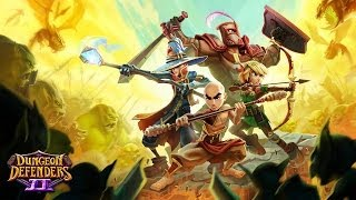 Dungeon Defenders 2 - Video Preview