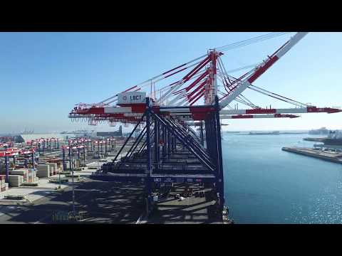 Long Beach Container Terminal – Safer, greener and more productive