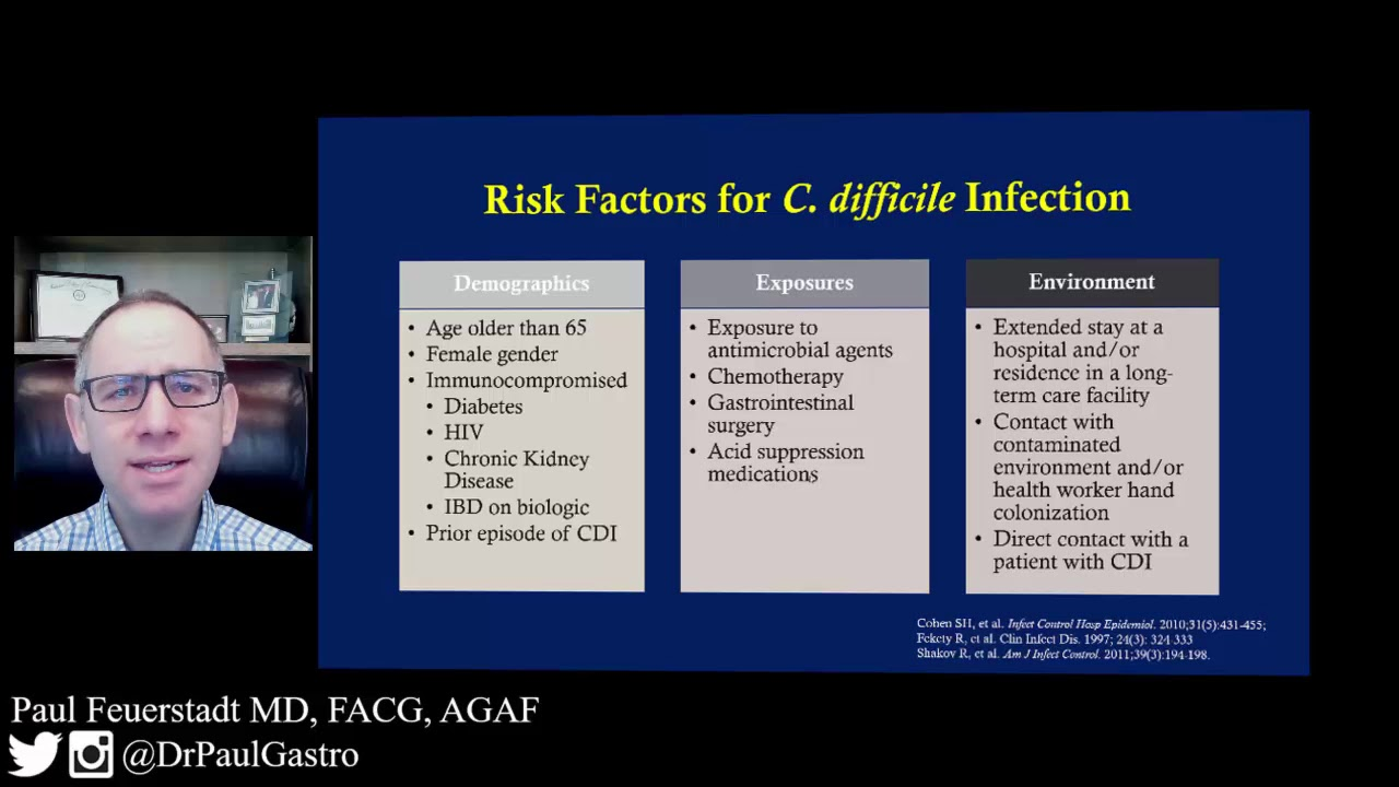 Risk Factors: Initial Infection-Practitioner