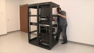 Chief Manufacturing NG1 Series Installation Demo | Full Compass