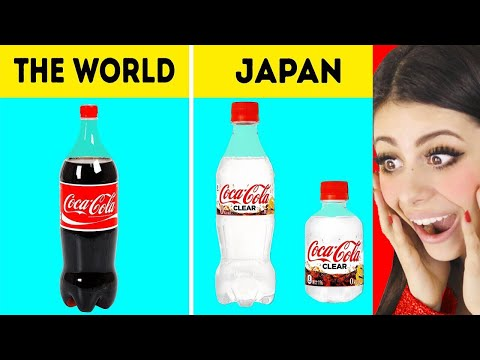 WEIRD Things That ONLY Exist In JAPAN