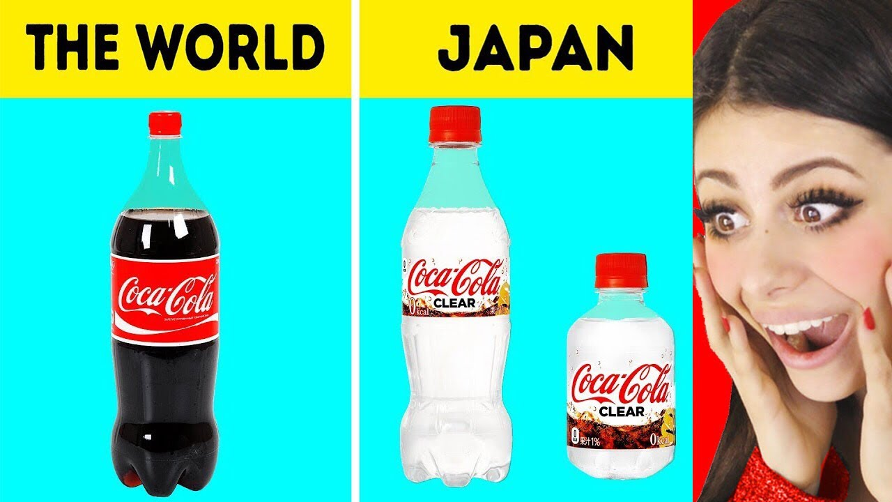 Download WEIRD things that ONLY exist in JAPAN