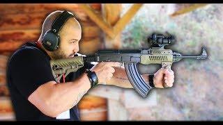 JE TESTE LES ARMES DE RAINBOW 6 AU STAND DE TIR ! / IRL thumbnail