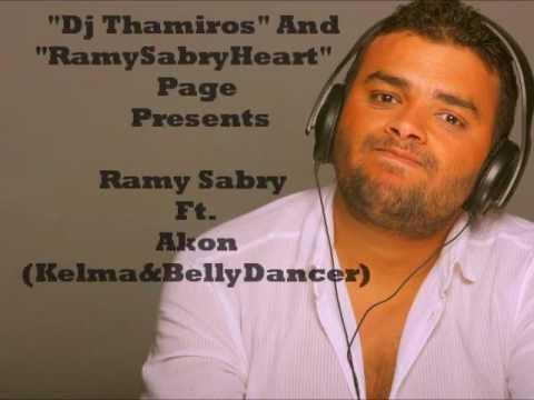 "Ramy Sabry Ft. Akon - ""Kelma Remix"""