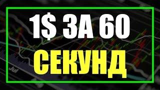 Iq option - стратегия Мартингейла или 1$ за 60 секунд!