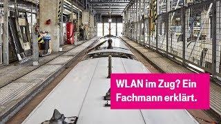 Wie kommt das WLAN in den Zug? #tnt17