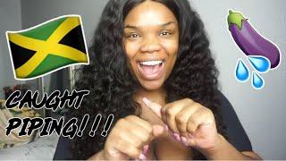 MY JAMAICAN YARDIE MUM CAUGHT ME PIPING  FT ISEE HAIR ON ALIEXPRESS