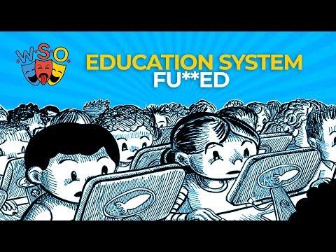 EDUCATION SYSTEM FU**ED!!! Awenest Podcast Episode 17