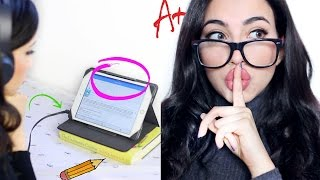 5 Exam/Study Hacks Teachers DON'T Want You to Know!! | Daniela M Biah