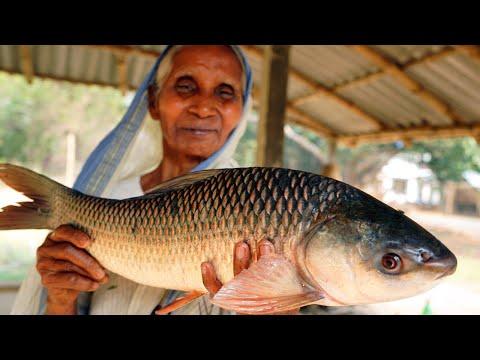 রুই মাছের কোফতা কারি | Ruhi Fish Kofta Curry- Grandma's Special Fish Kofta In Village Style