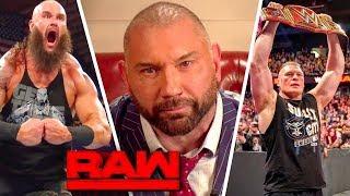 WWE Raw Full Highlights 18 March 2019 HD - WWE Monday Night RAW Highlight 18/3/19 HD   YouTube