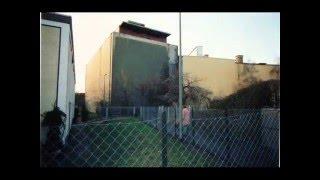 Hochheim Malzfabrik Abrissarbeiten 1994