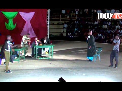 Fest'Rail 2017 : Prestation hilarante de la troupe Rirou Tribunal