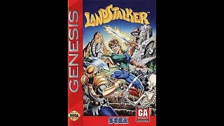 Landstalker Sega Genesis (MegaDrive) Walkthrough (Part 2/5)
