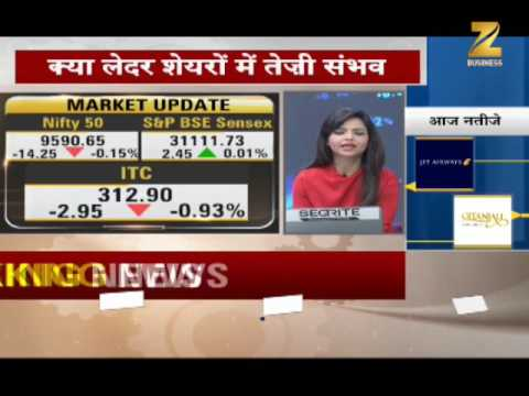 This is today's share market opening | यह है आज के शेयर बाजार की ओपनिंग