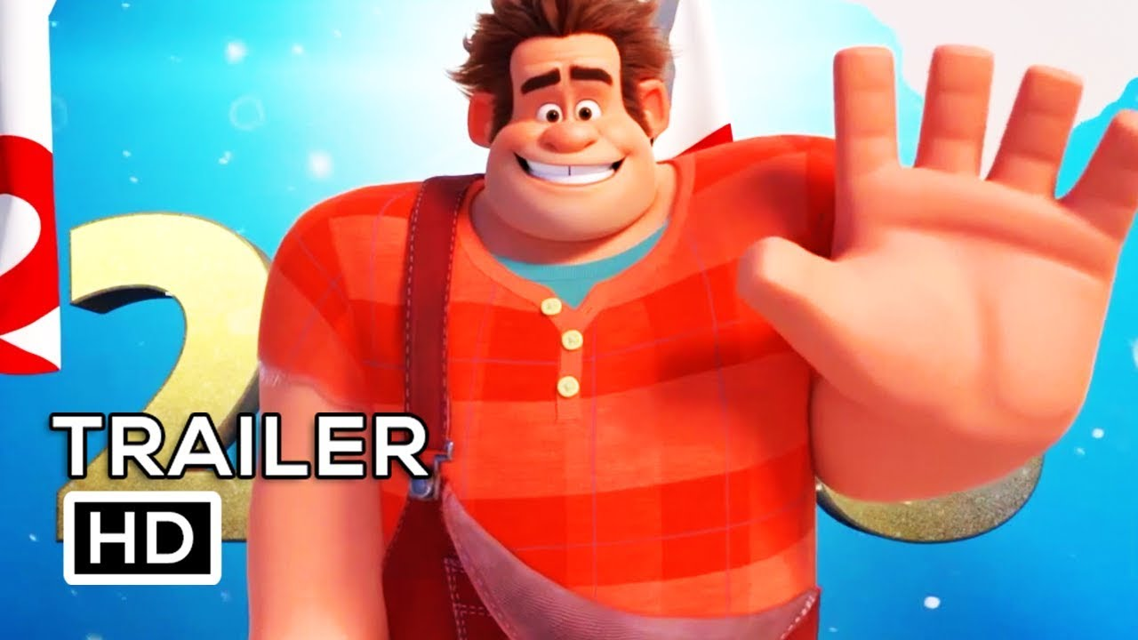 WRECK IT RALPH 2 Official Trailer Teaser (2018) Kristen ...