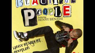 Chris Brown ft Benny Benassi - Beautifull People (Ziggy Bootleg)