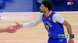 Denver Nuggets vs. Boston Celtics | November 22, 2019