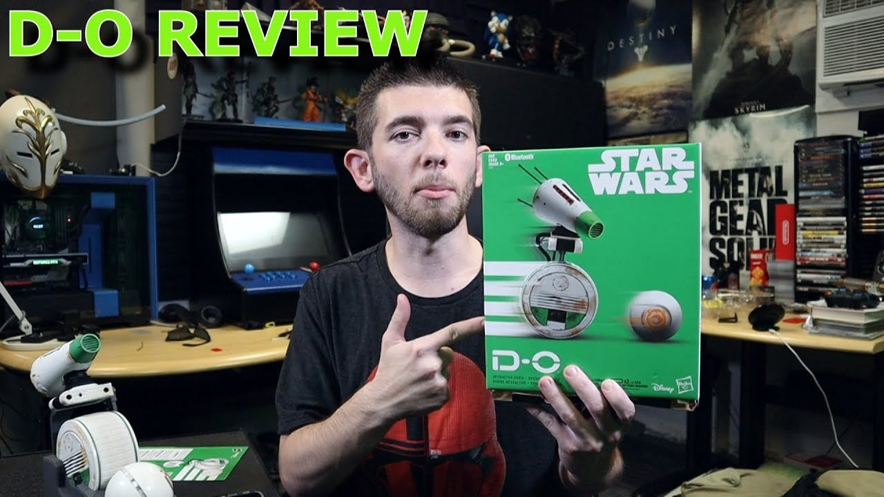 Star Wars D O Interactive Droid Review Youtube