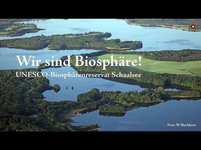 #WirsindBiosphäre: Imagekampagne UNESCO-Biosphärenreservat Schaalsee