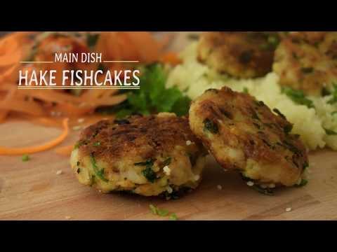 Hake Fishcakes Recipe   Go Delicious