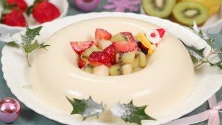 Bavarian Cream (christmas Recipe) ババロア 作り方 クリスマスレシピ