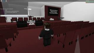 Church of Heavenly God Roblox: First video