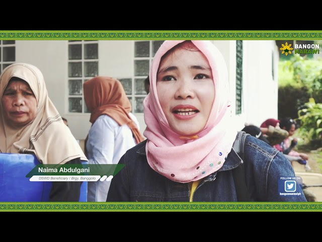 HIGHLIGHT VIDEO: Distribution of TFSP to MAA renters