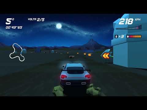 Horizon Chase Turbo - Chile - Atacama - Alma