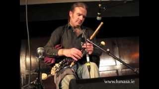 """Cillian Vallely pipe solo """"Port na bPucai"""""""