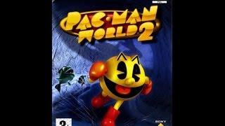 PS2 Pacman World 2  Demo Disc Trailer