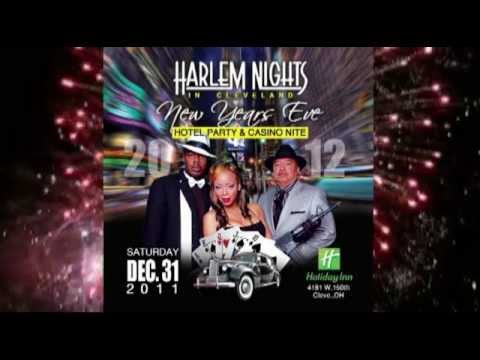 Harlem Nights New Years Eve Party
