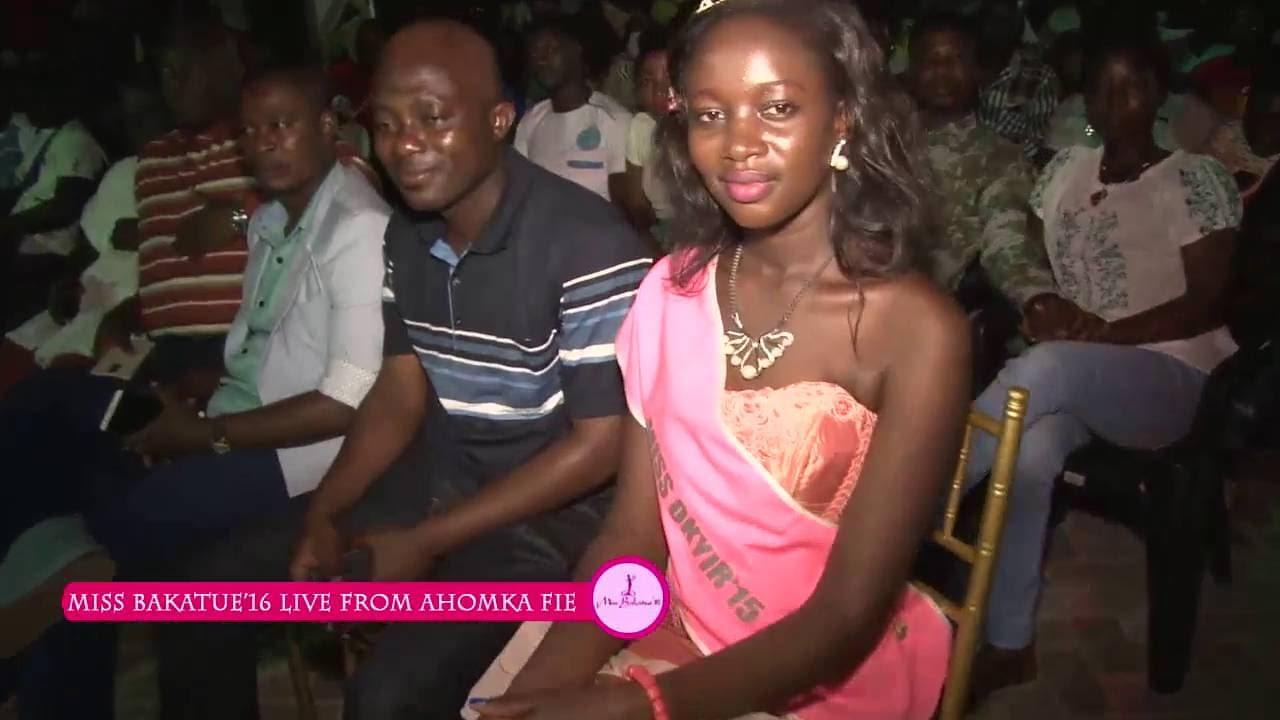 Boggy Wednesday's Performance - Miss Edina Bakatue 2016