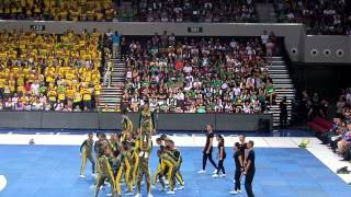 2012 UAAP Cheerdance Competition - FEU Cheering Squad