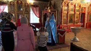 Проповедь протоиерея Владимира Головина перед крещаемыми
